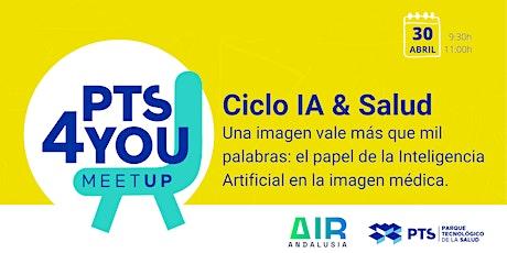 Meetup IA y Salud: Imagen radiológica entradas