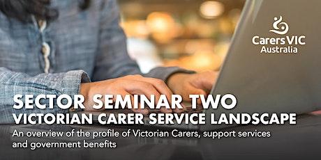Online Sector Seminar Series (Seminar 2) tickets