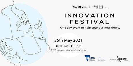 Innovation Festival tickets