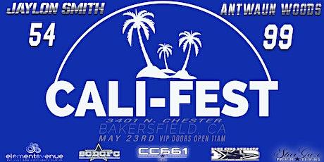 Cowboy Cali-Fest 2021 tickets