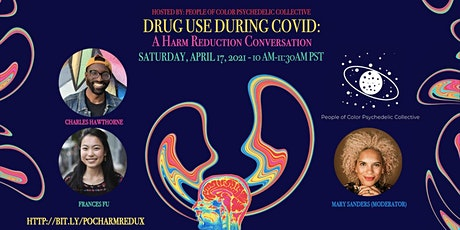 Drug Use During Covid-19: A Harm Reduction Conversation tickets