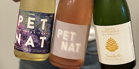 Pet Nat wine tasting with Julie! tickets
