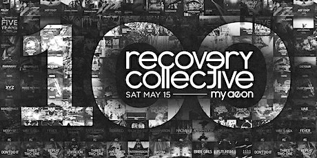 Recovery Collective –100th Release Celebration tickets