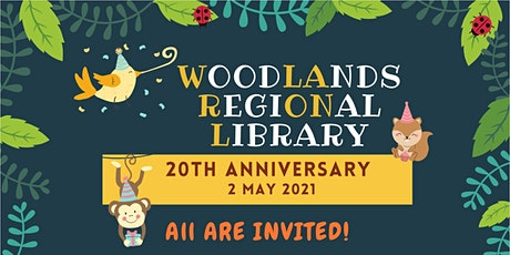 Sensory Storytime @ Woodlands Regional Library tickets