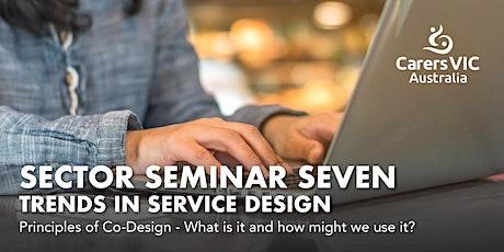 Online Sector Seminar Series (Seminar 7) tickets
