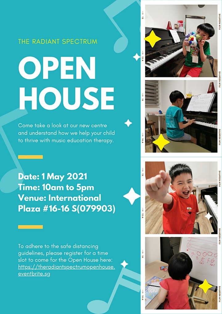 The Radiant Spectrum Physical Open House image