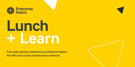 Lunch and Learn: Using data analysis to make smart business decisions tickets