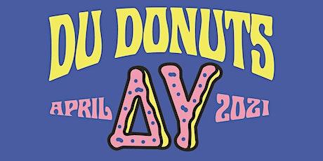 DU Donuts tickets