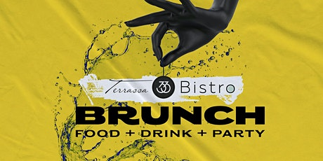 BRUNCH: FOOD + DRINK + PARTY at Bistro 33 entradas