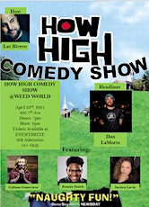 Weed World Comedy Nght tickets