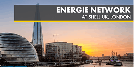Energie London in-person networking event! tickets