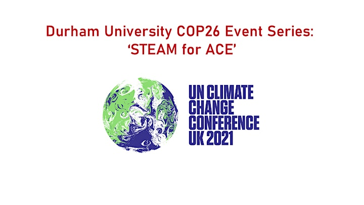 COP26 Seminar Series: Sharing Climate Change Research and Knowledge image