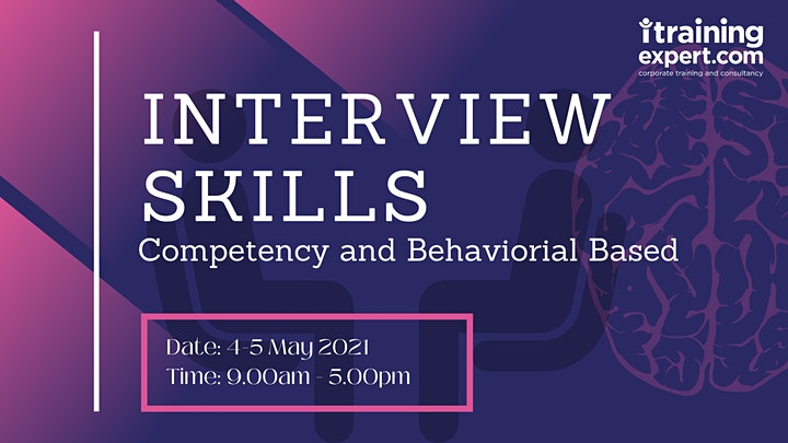 Interview Skills- Competency and Behaviorial Based image