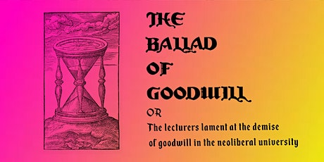 The Ballad of Goodwill:  Post Workers Theatre tickets