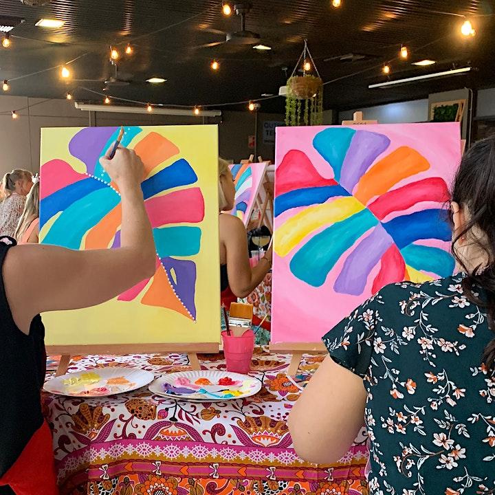 Teen Art Workshop with Succa Mum image