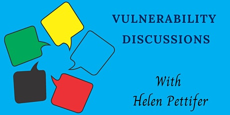 Vulnerability Discussion - Christians Against Poverty tickets