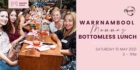 Warrnambool Mummas Bottomless Lunch tickets