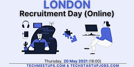 London Recruitment Day (Online) tickets
