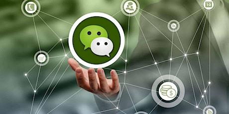 Connect to Chinese Market thru online platform tickets