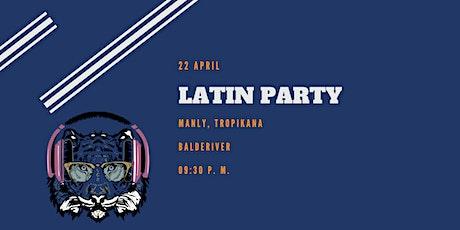 Latin Party At Tropikana tickets
