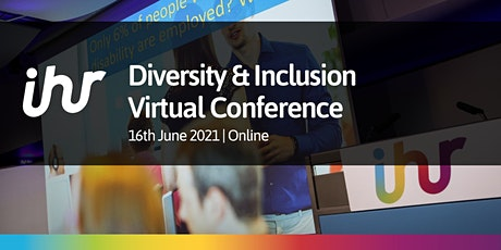 Diversity & Inclusion Virtual Conference 2021 tickets