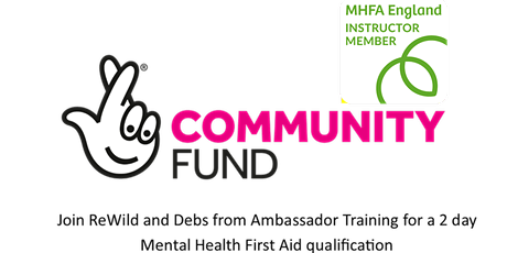 FUNDED Two Day Mental Health First Aid tickets