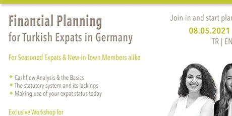 Workshop: Financial Planning in Germany 101 tickets