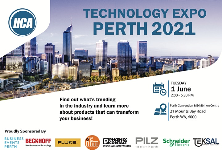 IICA Perth Technology Expo image