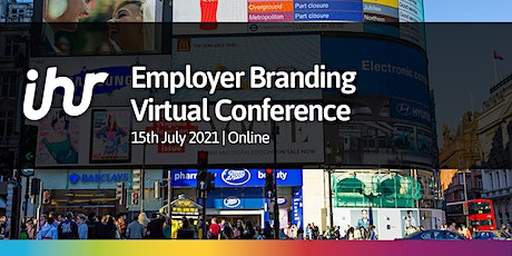 Employer Branding Virtual Conference 2021 Tickets
