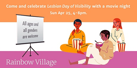 Lesbian Day of Visibility Movie Night tickets