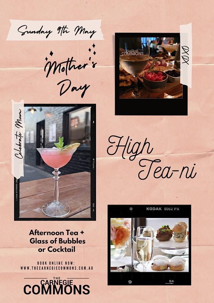 Mother's Day High Tea-ni image