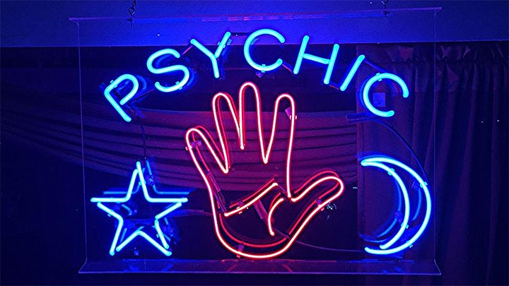 Turnpike Psychic Night 28th September 2021 image