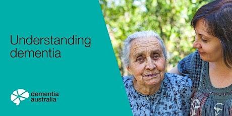 Understanding Dementia - Community Session - Bethanie Fields - WA tickets