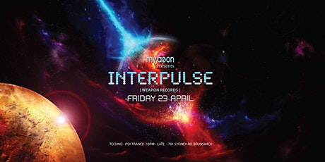 My Aeon Presents Interpulse tickets