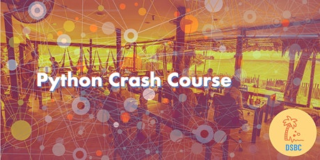 Data Science Beach Camp: Python Crash Course tickets