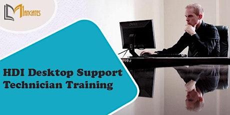 HDI Desktop Support Technician 2 Days Virtual Live Training in Berlin Tickets