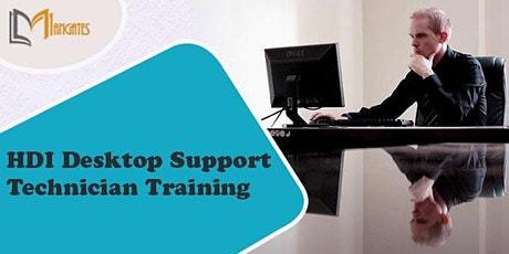 HDI Desktop Support Technician 2 Days Training in Hamburg Tickets