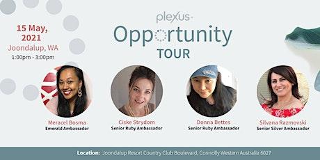 Plexus Opportunity Meeting - Joondalup tickets