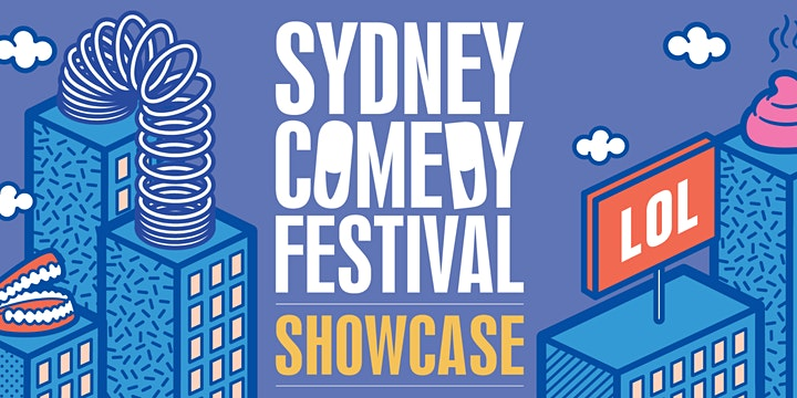 2021 Sydney Comedy Festival Showcase at The Grounds of Alexandria image