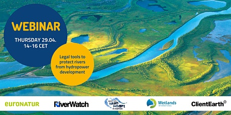 Legal Tools to Protect Rivers from Hydropower Development tickets