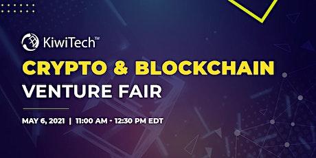 Crypto & Blockchain Venture Fair tickets