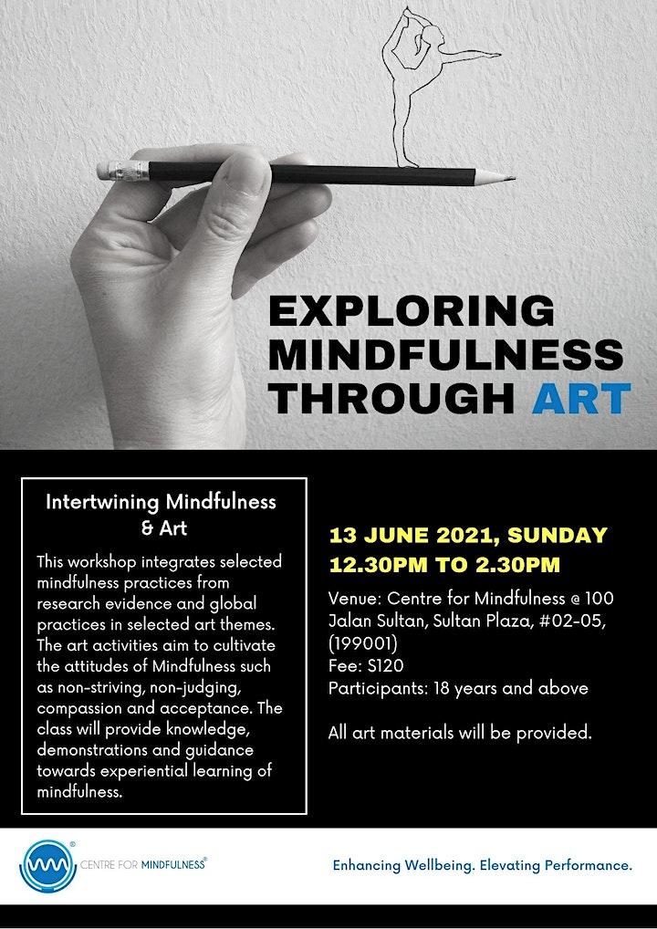 Exploring Mindfulness Through Art image