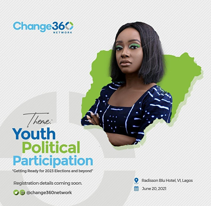 Youth Political Participation : Getting Ready for 2023  Elections & Beyond image