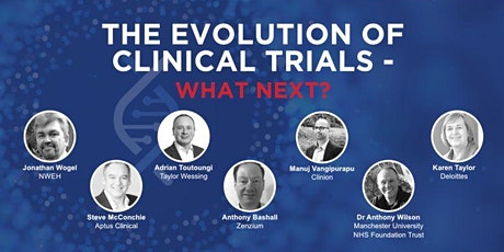 Evolution of clinical trials - what next? tickets