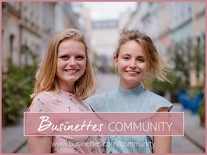 Inclusive fashion business | Emma Butler, Intimately | Live @ Businettes: Bild