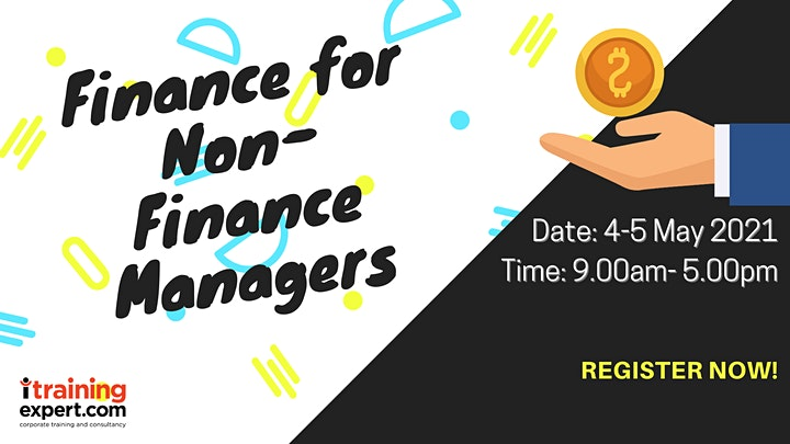 Finance for Non-Finance Managers image