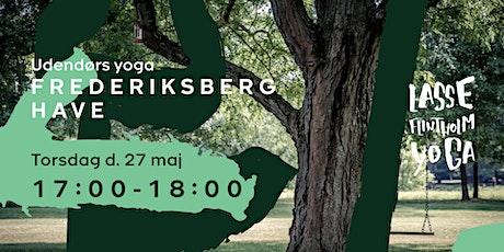 Yoga i Frederiksberg Have tickets