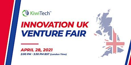 Innovation UK Venture Fair tickets