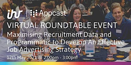 Recruitment Data to Develop An Effective Job Advertising Strategy tickets