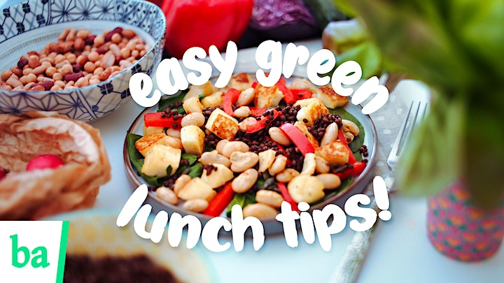 Change the world in your lunchbreak: Easy tips for eco-friendly lunches image